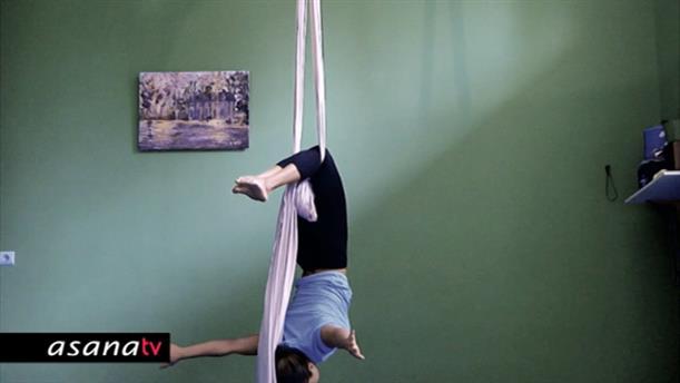 Προθέρμανση Aerial Dance για όλα τα επίπεδα