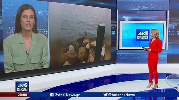 Αστυνομικός έσωσε λουόμενη στον Άλιμο