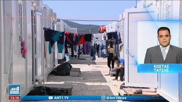Κορονοϊός: σε καραντίνα τέθηκαν τρεις δομές φιλοξενίας