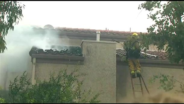 """""""Τιτάνιος"""" ο αγώνας για την κατάσβεση της φονικής φωτιάς στην Καλιφόρνια"""