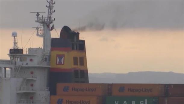 Κανονικά η διέλευση των πλοίων από τη Διώρυγα του Σουέζ