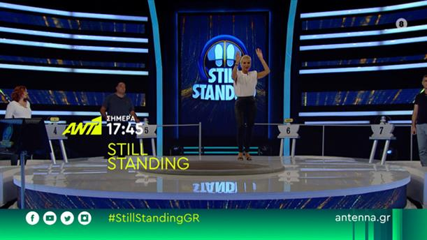 Still Standing - Δευτέρα 26/10