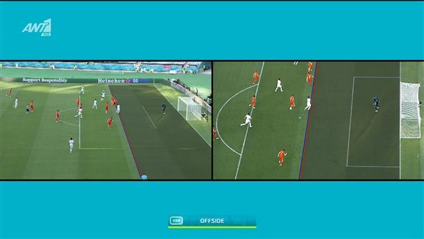 EURO 2020: Ουαλία - Ελβετία - Highlights