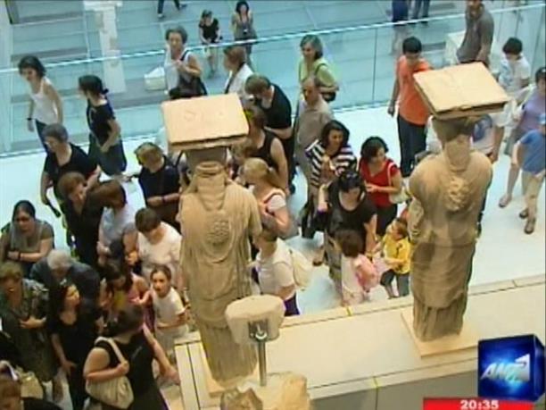 Δύο χρόνια Μουσείο Ακρόπολης