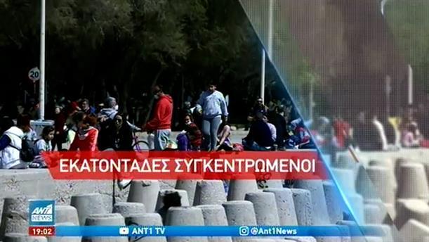 Lockdown: Επίθεση σε αστυνομικούς που προσπάθησαν να διαλύσουν συνάθροιση