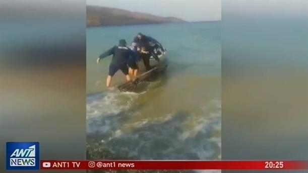 Ποδοσφαιριστές της Κύθνου στον ΑΝΤ1: ο δυσκολότερος αντίπαλος μας είναι η…θάλασσα!