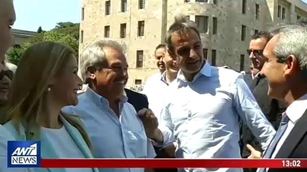 Μητσοτάκης: θα διεκδικήσουμε την Ελλάδα που μας αξίζει