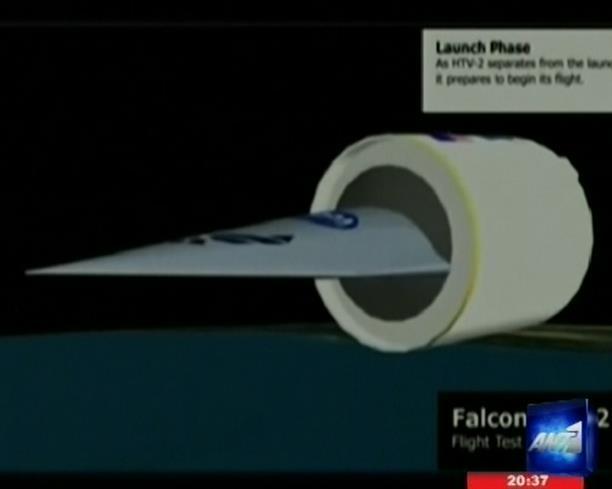 Αεροπλάνο-«βολίδα», με ταχύτητα 21.000 χλμ/ώρα!