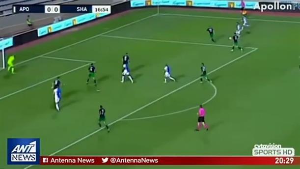 Γκολ και θέαμα από τα παιχνίδια του Europa League