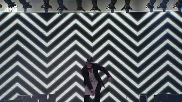 Your Face Sounds Familiar - Βαγγέλης Παναγόπουλος - Επεισόδιο 12