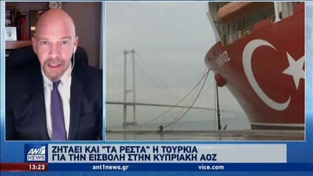 Αμείωτο το γαϊτανάκι των τουρκικών προκλήσεων