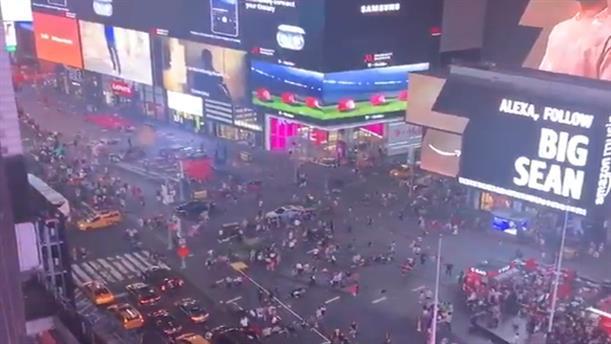 False alarm στην Νέα Υόρκη…