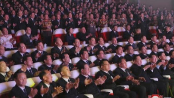 Δημόσια εμφάνιση για την σύζυγο του Κιμ Γιονγκ Ουν μετά από ένα χρόνο