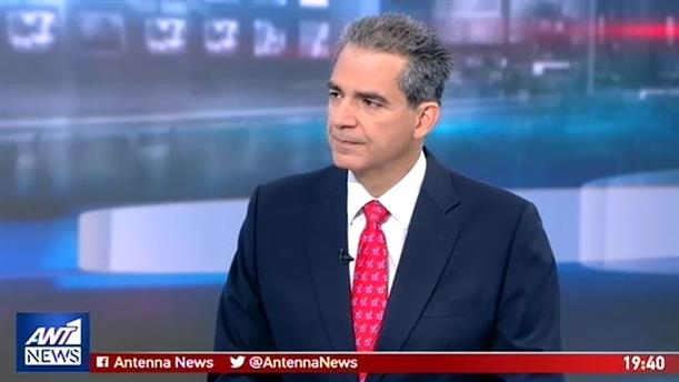 Ο Άγγελος Συρίγος στον ΑΝΤ1 για τις προκλήσεις από την Τουρκία και την κρίση στην Αλβανία