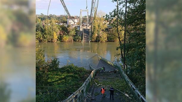 Φονική κατάρρευση γέφυρας στην Τουλούζη