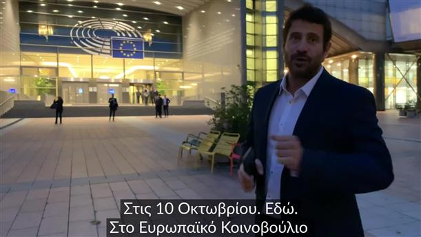 Εκδήλωση στο Ευρωκοινοβούλιο με θέμα την Πολιτιστική Προσβασιμότητα ανθρώπων με αναπηρία