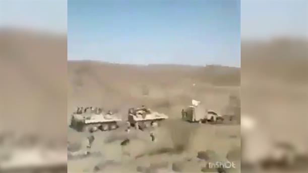 Βίντεο των Χούτι από «νέα επίθεση στην Σαουδική Αραβία»