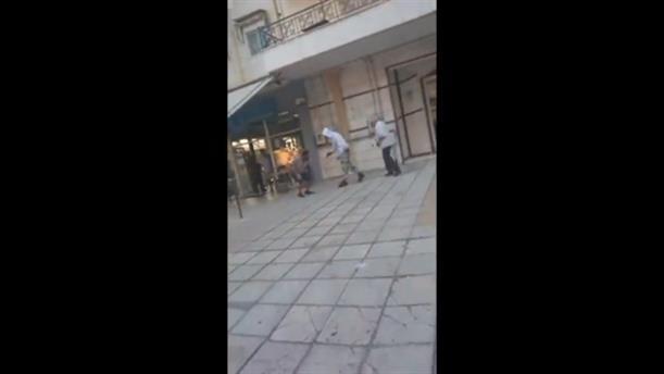 Πυροβολισμός έξω από κατάστημα στη Θεσσαλονίκη