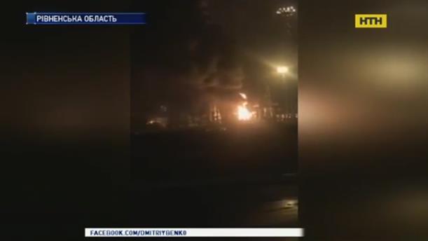 Πυρκαγιά σε πυρηνικό σταθμό της Ουκρανίας