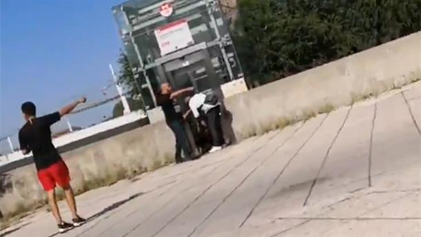 Γαλλία: Επίθεση με μαχαίρι σε σταθμό τρένου
