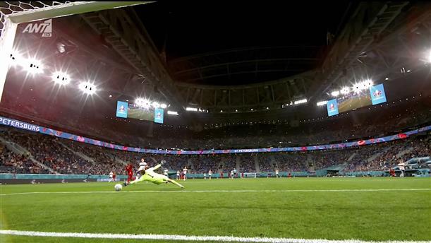 EURO 2020: Βέλγιο - Ρωσία - Highlights