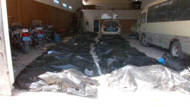 Συνεχίζουν να ξεβράζονται πτώματα προσφύγων στη Λιβύη
