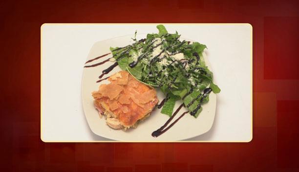 Κοτόπιτα με σαλάτα του Μιχάλη - Ορεκτικό - Επεισόδιο 56