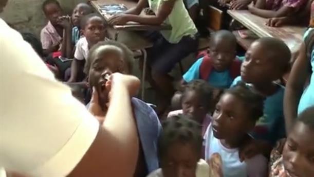 Ολοκληρώθηκε η επείγουσα εκστρατεία εμβολιασμού για την χολέρα στη Μοζαμβίκη