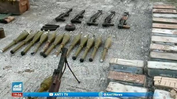 Αναπάντητα ερωτήματα για το οπλοστάσιο στην Καστοριά