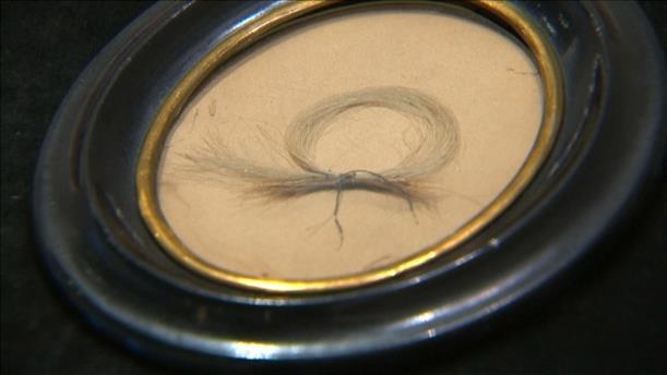 Σε δημοπρασία μαλλιά του Μπετόβεν