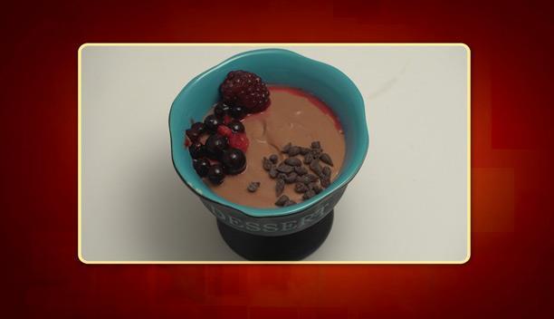 Μους σοκολάτας του Δημήτρη - Επιδόρπιο - Επεισόδιο 54
