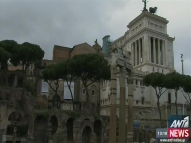 """Η ελληνική σύγχρονη τέχνη """"ταξιδεύει"""" στη Ρώμη"""