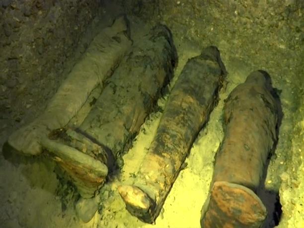 Μούμιες άνω των 2.000 ετών ανακαλύφθηκαν στην Αίγυπτο