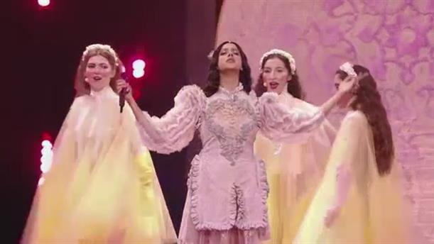 """Η εμφάνιση της Κατερίνας Ντούσκα με το τραγούδι """"Better Love"""""""