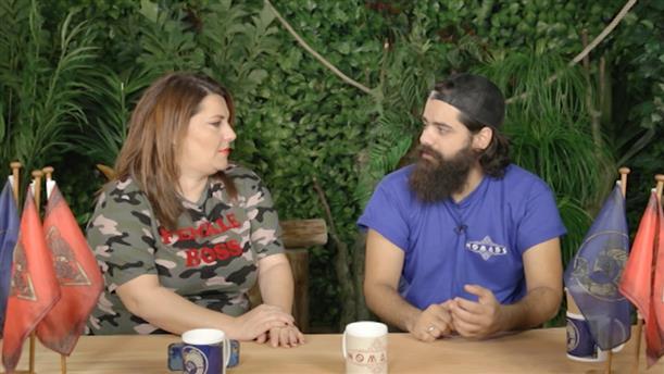 Talking Nomads Day 25: Γαστεράτου Vs. Μαυρίδης!