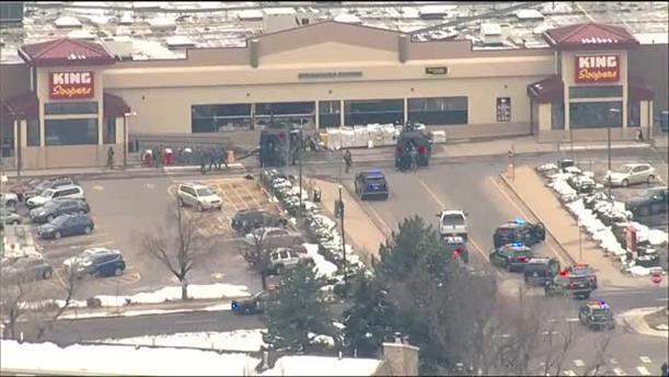 Πυροβολισμοί σε σούπερ μάρκετ στο Κολοράντο
