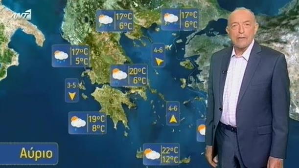 ΔΕΛΤΙΟ ΚΑΙΡΟΥ ΓΙΑ ΑΓΡΟΤΕΣ – 07/03/2016