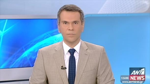 ANT1 News 27-12-2014 στις 13:00