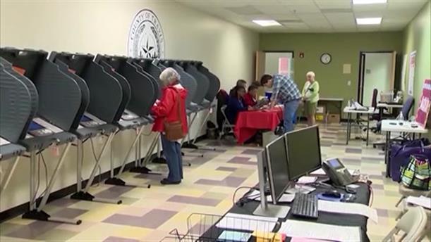 Αμερικανικές εκλογές 2020: μέτρα για την προστασία των ψηφοφόρων στο Τέξας