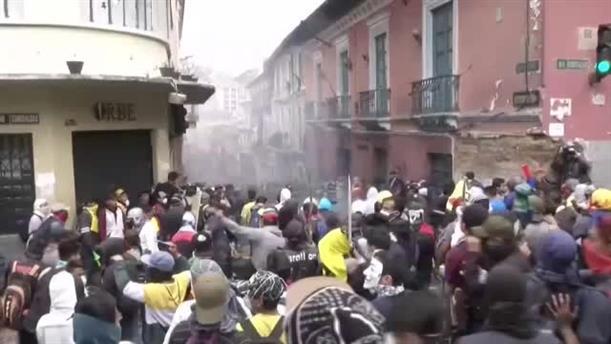 Χάος στον Ισημερινό