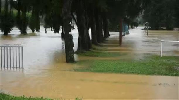 Πλημμύρες στην Ουγγαρία