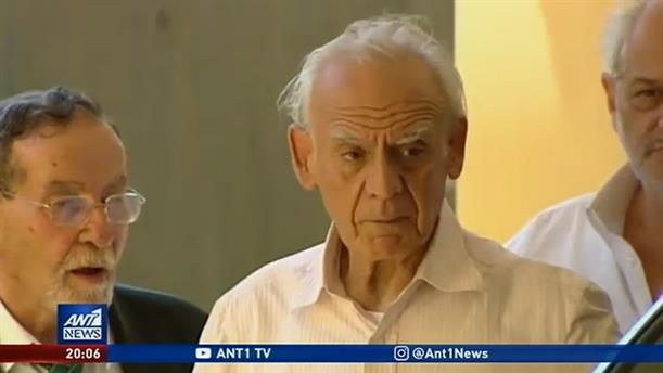 Στο Σισμανόγλειο νοσηλεύεται ο Άκης Τσοχατζόπουλος