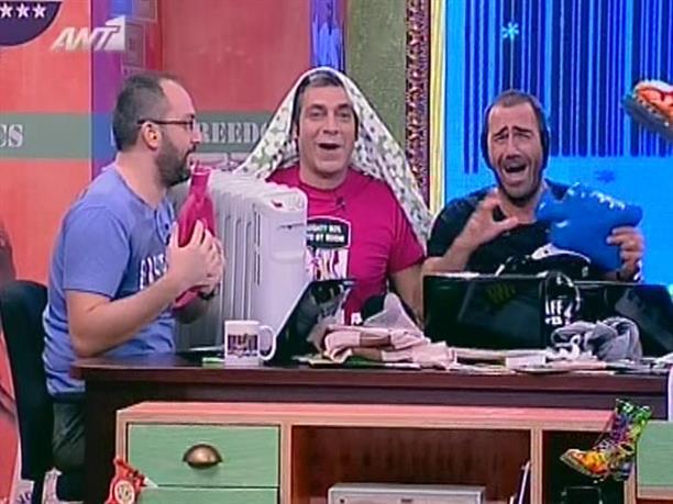 Ράδιο Αρβύλα 27-10-2010