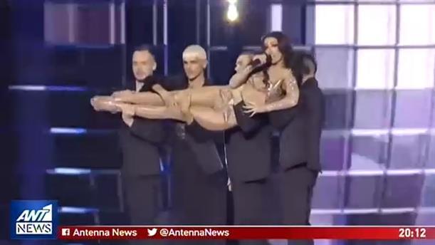 """Ελένη Φουρέιρα και Τάμτα """"μάγεψαν"""" τους fans της Eurovision"""