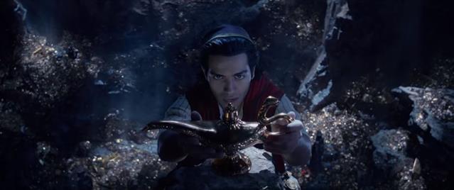 Η Disney κυκλοφόρησε το πρώτο επίσημο trailer του Aladdin!