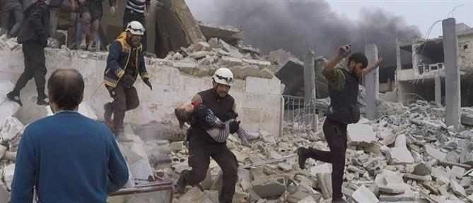 Τουρκία: αυξάνει την στρατιωτική της ισχύ στα σύνορα με τη Συρία