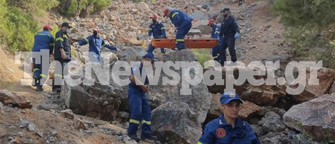Βόλος: Νεκρός σε νταμάρι βρέθηκε 31χρονος που είχε εξαφανιστεί