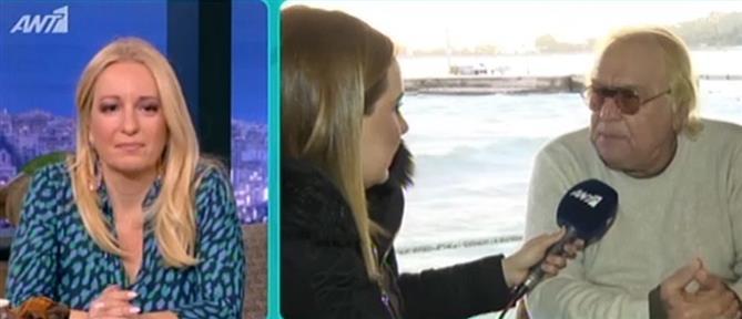 """Ο Μεγακλής Βιντιάδης μιλά στο """"Πρωινό"""" για την τηλεόραση (βίντεο)"""