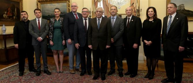 Παυλόπουλος: δεν πρέπει να ανεχθούμε την αυθαιρεσία της Τουρκίας