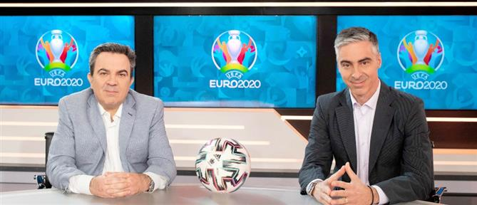 """""""Ο δρόμος προς το Euro 2020"""": Όσα είδαμε το Σαββατοκύριακο στον ΑΝΤ1"""